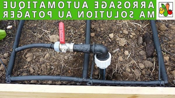 kit arrosage automatique pelouse