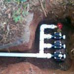 Raccord tuyau arrosage automatique
